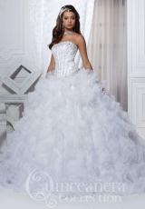 Tiffany Quinceanera 26716.  Available in Light Pink, Royal, White