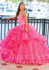 Tiffany Quinceanera 26758.  Available in Bubble Gum, Violet
