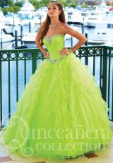 Tiffany Quinceanera 26761.  Available in Lime, Orchid