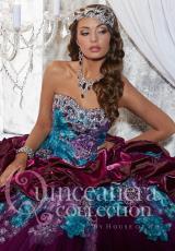 2014 Tiffany Quince 26766 Multi Color Dress