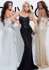 Tony Bowls Evenings 114L03.  Available in Black, Champagne, Ivory