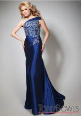 Beaded 2013 Tony Bowls Evenings Prom Dress TBE11311