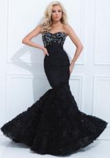 2014 Tony Bowls Evenings Mermaid Dress TBE11419