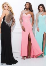 Tony Bowls Evenings TBE11422.  Available in Aqua, Black, Coral
