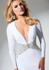 Tony Bowls Evenings TBE11528.  Available in Navy Blue, White