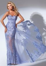 Tony Bowls Evenings TBE11544.  Available in Periwinkle