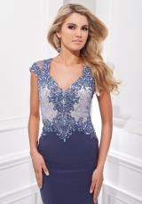 2014 Tony Bowls Evenings Fitted Homecoming Dress TBE21406
