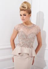 Tony Bowls Evenings TBE21408.  Available in Champagne