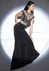 Tony Bowls Evenings TBE21421.  Available in Black/Gold