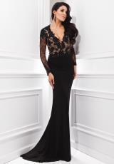 2014 Tony Bowls Evenings Lace Homecoming Dress TBE21427