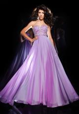 Tony Bowls Evenings TBE21444.  Available in Burgundy, Lavender, Peacock