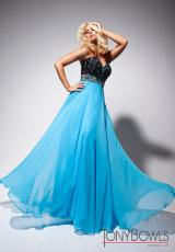 Strapless 2014 Tony Bowls Le Gala Prom Dress 113523