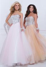 2014 Tony Bowls Le Gala Tulle Prom Dress 114526