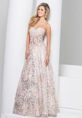 2015 Tony Bowls Le Gala Fitted Bodice Prom Dress 115510