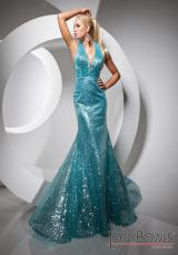 2013 Tony Bowls Paris Sequined Dress 113713