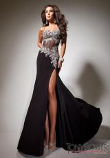 Tony Bowls Paris 113737.  Available in Black, Champagne, Purple, Red, Royal Blue, Turquoise