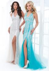 2014 Tony Bowls Paris Fitted Prom Dress 114703