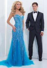 2014 Tony Bowls Paris Tulle Prom Dress 114719