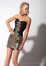 2013 Tony Bowls Shorts Sequin Dress TS11352