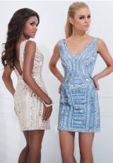 Tony Bowls Shorts TS11462.  Available in Light Blue, Nude
