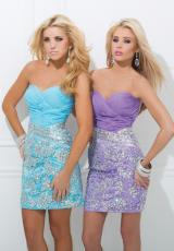 Tony Bowls Shorts TS11474.  Available in Lilac, Water