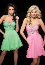 Tony Bowls Shorts TS11478.  Available in Apple Green, Hot Pink
