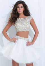 Tony Bowls Shorts TS11485.  Available in White