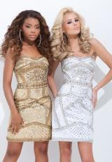 Tony Bowls Shorts TS11486.  Available in Dark Gold, White