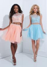 Tony Bowls Shorts TS11488.  Available in Coral, Light Blue