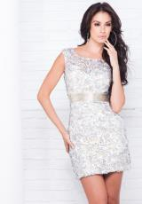 Tony Bowls Shorts TS11588.  Available in Silver
