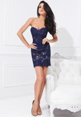 Tony Bowls Shorts Dress TS21469