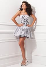 Tony Bowls Shorts TS21470.  Available in White/Black