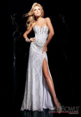 Tony Bowls Evenings TBE11304.  Available in Mint, White