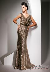 Tony Bowls Evenings TBE11353.  Available in Coffee