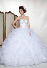 2014 Sweetheart Neckline Vizcaya Dress 88050