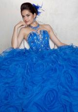 2013 Ruffled Vizcaya Quinceanera Dress 88054