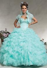 Vizcaya 2014 Ball Gown 88067 Quinceanera Dress