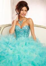 2014 Vizcaya Quinceanera Ball Gown Dress 88098