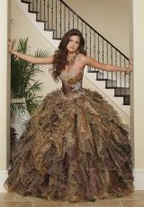 Sweetheart 2012 Vizcaya Quinceanera Dress 88024