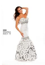 WOW 5056.  Available in White/Silver