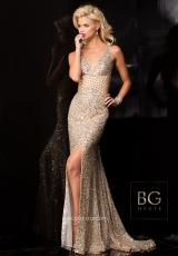 BG Haute E01017.  Available in Black, Champagne, Deep Mint, Lead, Platinum