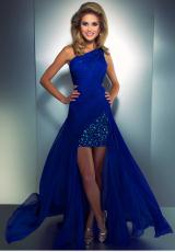 2013 Cassandra Stone One Strap Prom Dress 64276A