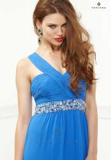 2013 Faviana Elegant One Strap Prom Dress 7132