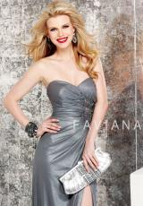 2013 Faviana High Slit Prom Dress S7050