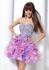27747 Flirty Short Hannah S 2014 Prom Dress