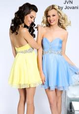 JVN by Jovani JVN21056.  Available in Black, Light Blue , Purple, Yellow
