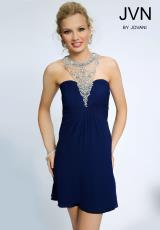 JVN by Jovani JVN21198.  Available in Coral , Navy, White