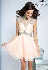 JVN by Jovani JVN90399.  Available in Mint , Peach, Yellow