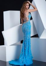 Jasz Couture 5351.  Available in Black, Turq, White
