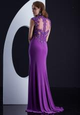 Jasz Couture 5456.  Available in Pink, Purple, Royal